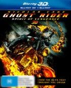 Ghost Rider 2: Spirit of Vengeance (3D Blu-ray)