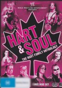 WWE: The Hart Family