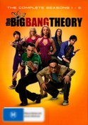 The Big Bang Theory: Seasons 1 - 5