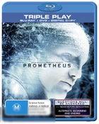 Prometheus (Blu-ray/DVD/Digital Copy)