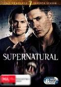 Supernatural: Season 7 (with Bonus TV Sampler) (6 Discs)