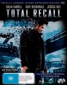Total Recall (2012) (2 Disc)