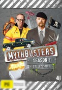 Mythbusters: Season 7 - Collection 2 (4 Discs)