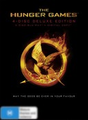 The Hunger Games (4 Disc Deluxe Edition) (Blu-ray/Digital Copy)