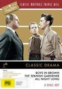 Classic Matinee Triple Bill: Classic Drama