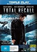 Total Recall (2012) (Blu-ray/DVD/Digital Copy) (4 Discs)