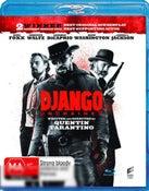 Django Unchained (Blu-ray) (no UV)