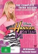 Hannah Montana: The Complete Season 3