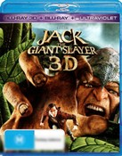 Jack the Giant Slayer (3D Blu-ray/Blu-ray/UV)