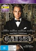 The Great Gatsby (DVD/UV)