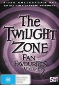 The Twilight Zone: Fan Favourites - Volume 2