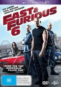 Fast and Furious 6 (DVD/UV)
