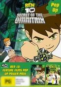 Ben 10: Feature Films Pop Up Power Pack (Secret of the Omnitrix / Race Against Time)