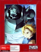 Fullmetal Alchemist: Brotherhood - Series Collection I (Eps 1-39) (Limited Edition)