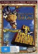 Monty Python and the Holy Grail / Monty Python's Life of Brian (3 Discs)