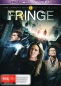 Fringe: Season 5 (Final Season) (DVD/UV)
