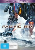 Pacific Rim (DVD/UV)