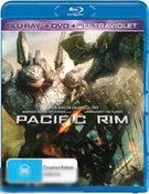 Pacific Rim (Blu-ray/DVD/UV)