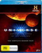 The Universe: The Complete Season 4
