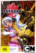 Bakugan: Evolution Volume 8