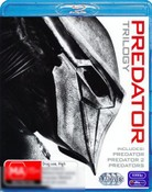 Predator (Ultimate Hunter Edition) / Predator 2 / Predators