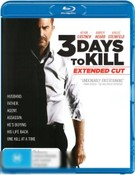 3 Days to Kill  (Extended Cut)