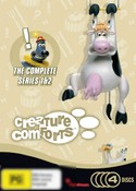 Creature Comforts: The Complete Series 1 & 2