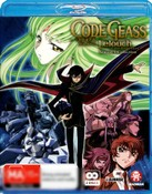 Code Geass: Lelouch Of The Rebellion Season 1 Collection (2 Discs)