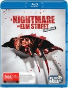 A Nightmare on Elm Street Collection (Nightmare on Elm Street 1-6 / Wes Craven's New Nightmare / Bonus Disc) (5 Discs)