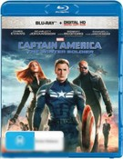 Captain America: The Winter Soldier (Blu-ray/DC)