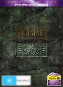 The Hobbit: The Desolation of Smaug (Extended Edition) (DVD/UV)