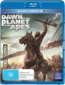 Dawn of the Planet of the Apes (Blu-ray/UV)