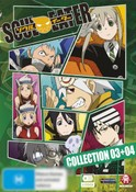 Soul Eater Collection 3 & 4