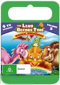 The Land Before Time: Volume 5 - Magical Discoveries (Handle Case)