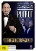 Agatha Christie: Poirot - Three Act Tragedy