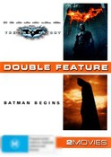 The Dark Knight (2008) / Batman Begins (2005) (2 Discs)