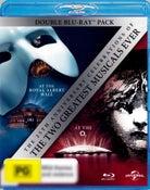 Les Miserables (2010) (25th Anniversary Concert at the O2) / Phantom of the Opera (2011) (25th Anniversary Concert at the Royal Albert Hall)