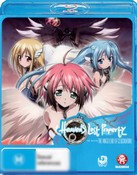 Heaven's Lost Property: The Angeloid of Clockwork (Movie)