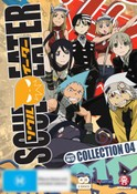 Soul Eater: Collection 4