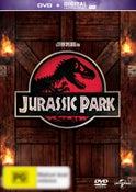 Jurassic Park (DVD/UV)
