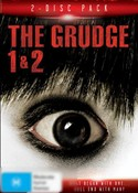 The Grudge: 1 and 2 Multipack (2 Discs)