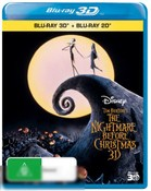 The Nightmare Before Christmas (3D Blu-ray/Blu-ray)
