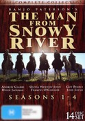 The Man from Snowy River: The Complete Collection (Seasons 1 - 4)