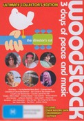 Woodstock: 3 Days of Peace and Music (The Director's Cut) (Ultimate Collector's Edition)