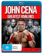 WWE - JOHN CENA: GREATEST RIVALRIES (2BLU-RAY)