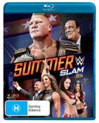 WWE - SUMMERSLAM 2014 (BLU-RAY)