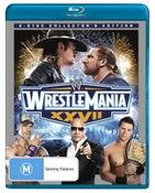 WWE - WRESTLEMANIA XXVII (2BLU-RAY)