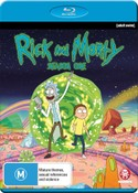 RICK AND MORTY - SEASON ONE (BLU-RAY)