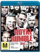 WWE - ROYAL RUMBLE 2014 (BLU-RAY)