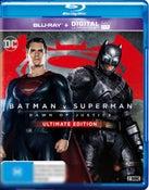 Batman v Superman: Dawn of Justice (Blu-ray/UV)